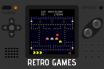 Vermakelijke Retro games op Google