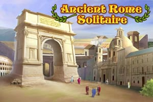 Ancient Rome Solitaire - Gratis Ancient Rome Solitaire spelen