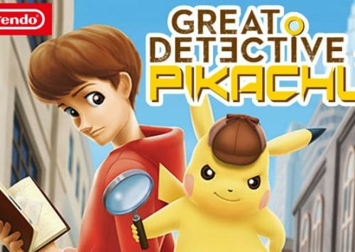 Nintendo: Detective Pikachu gaat Europa in