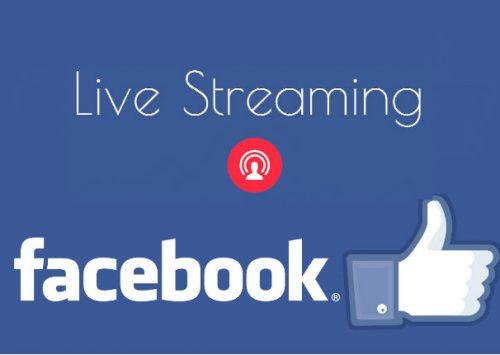 Live videogames streamen op Facebook