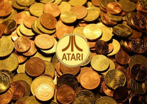 De lancering van de Atari Cryptomunt