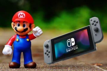Het geheim van de verouderde Nintendo Switch