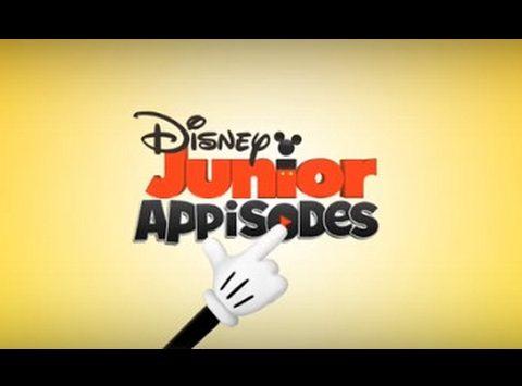 Disney Junior-appisodes een schitterende cross-over tussen games en tv