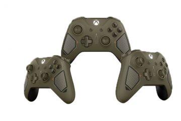 De Xbox Combat Tech Special Edition controller