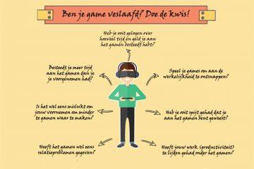 Vijf stappen om gameverslaving tegen te gaan