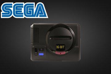 Sega lanceert de Mega Drive Mini-console