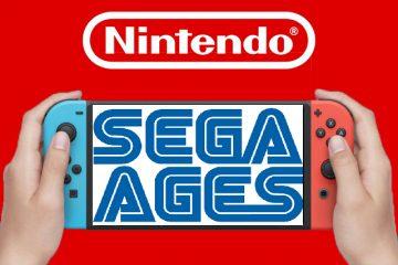 Een vrachtvol klassieke Sega-spellen komen naar de switch