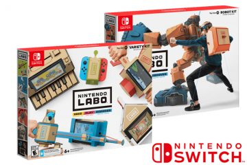 De Nintendo Switch Toy-Con kit