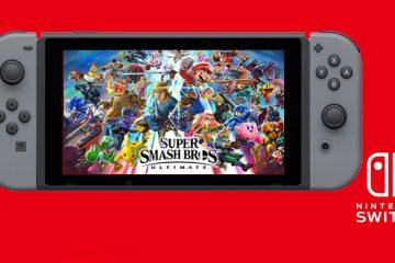 Nintendo lanceert Super Smash Bros. Ultimate
