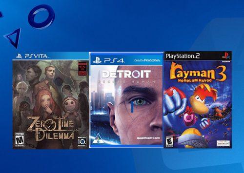 De gratis games voor PlayStation Plus abonnees in juli