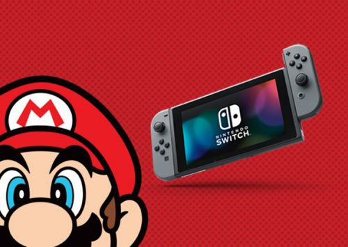 Nintendo lanceert de nieuwe Switch in zomer 2019