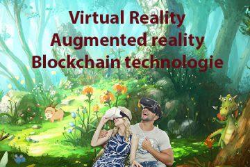 Nieuwe innovatie technologieën van de toekomst