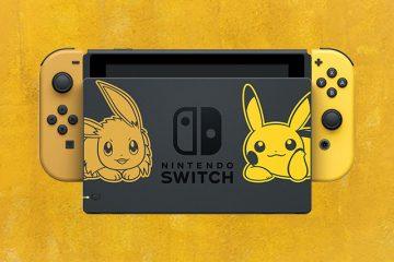 De Pokemon Let's Go, Pikachu en Eevee bundels