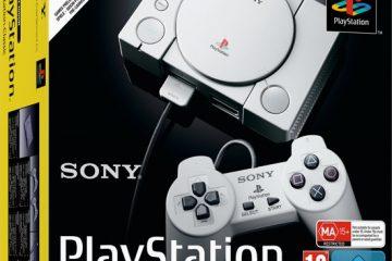 De PlayStation Classic is al verkrijgbaar