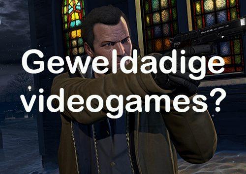Bestaan er wel gewelddadige videogames?