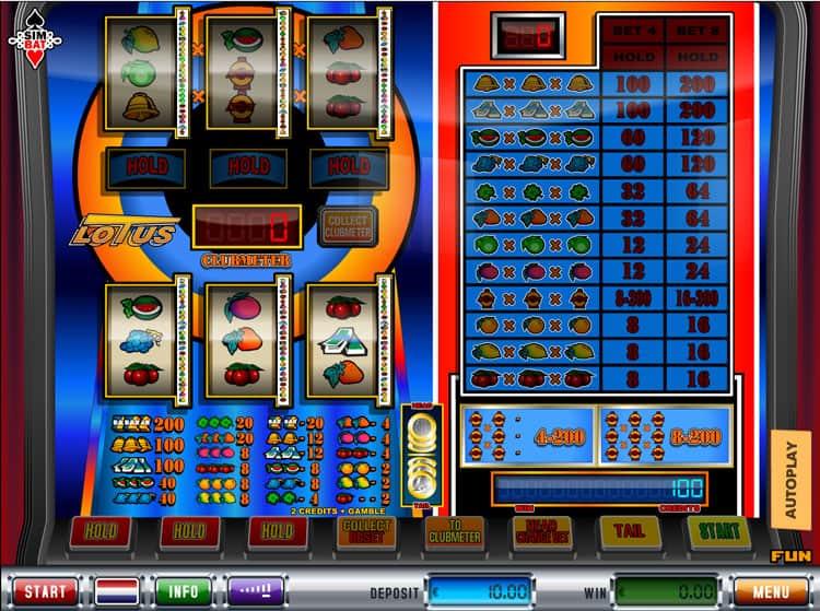 Tutti i casino online aams