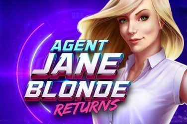 Agent Jane Returns