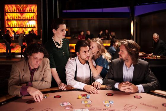 Poker own u sharkscope