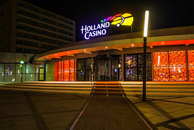 Parkeren Holland Casino