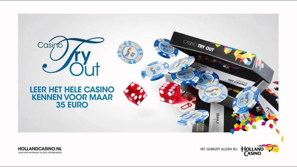 Holland Casino Pakket